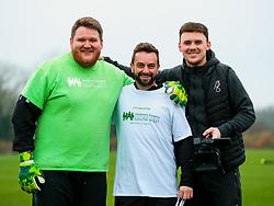 Olly Slym, Matt Parsons, Ed Lewis - Rogan/JMP - 23/01/2020 - Failand - Bristol, England - Sky Bet Championship.