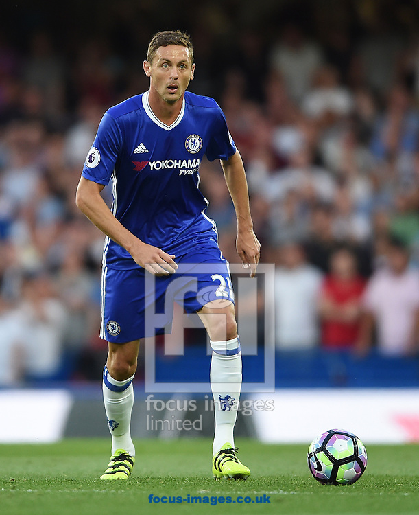 Chelsea's Nemanja Matic of Chelsea during the Premier League match at Stamford Bridge, London<br /> Picture by Daniel Hambury/Focus Images Ltd +44 7813 022858<br /> 15/08/2016