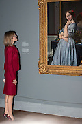 MADRID, SPAIN, 2015, NOVEMBER 23 Queen Letiza, opened the exhibition Ingres at the National Museum of El Prado<br /> ©Exclusivepix Media