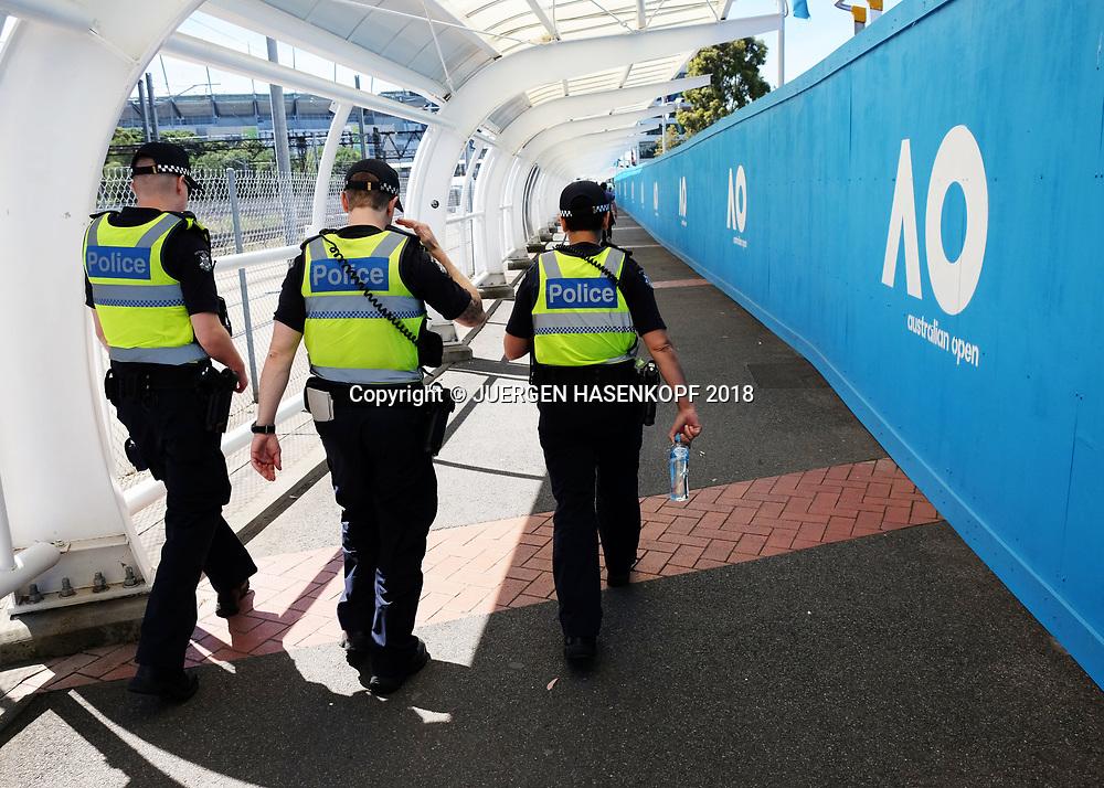 FEATURE Australian Open<br /> <br /> Tennis - Australian Open 2018 - Grand Slam / ATP / WTA -  Melbourne  Park - Melbourne - Victoria - Australia  - 17 January 2018.