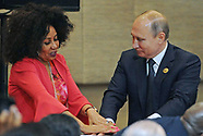 President Putin Attends 10th BRICS Summit