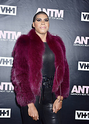 Ej Johnson at the VH1 America's Next Top Model premiere party at Vandal on December 8, 2016 in New York City, NY, USA. Photo by MM/ABACAPRESS.COM