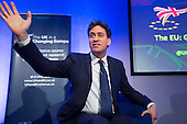 Ed Miliband Changing Europe