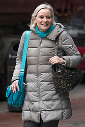 DATE CORRECTION TO 20/03/2018 © Licensed to London News Pictures. 20/03/2018. London, UK. Christine Shawcroft arrives at Labour Party headquarters in London to attend a National Executive Committee meeting, where a new general secretary of the Labour Party is expected to be appointed. Photo credit: Ben Cawthra/LNP