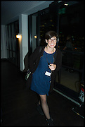 CHRISSIE LANG, Frieze party, ACE hotel Shoreditch. London. 18 October 2014