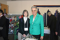 The Comer Children&rsquo;s Hospital Service League&rsquo;s annul Irish Coffee benefit and silent raffle was held this past Saturday at Augustana Lutheran Church located at 5500 S. Woodlawn.<br /> <br /> 0954 &ndash; Mimi Asbury and Cook County Board President, Toni Preckwinkle