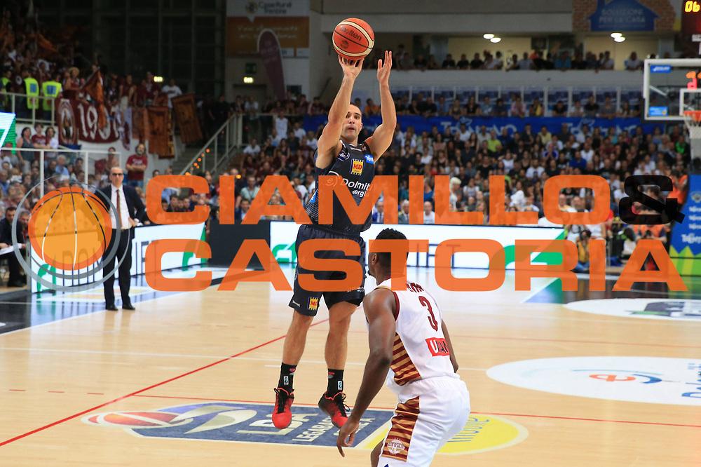 Flaccadori Diego<br /> Dolomiti Energia Trento - Umana Venezia<br /> Finale Gara 6<br /> Legabasket A 2016/2017<br /> Trento 20/06/2017<br /> Foto Ciamillo-Castoria