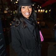 NLD/Amsterdam/20140203 - 20 Jaar Talkies Magazine, Jasmine Sendar
