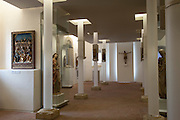 Sammlung Mittelalterliche Kunst in der Predigerkirche, Eisenach, Thüringen, Deutschland   medieval art in Predigerkirche, Eisenach, Thuringia, Germany
