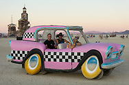 Hani's Deep Playa Taxi at The Folly