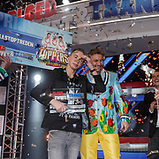 NLD/Nijkerk/20150306 - Finale Bloed, Zweet en Tranen 2015, winnaar Driekes Hoekstra