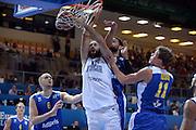 KOPER EUROBASKET 2013 9 SETTEMBRE 2013<br /> NAZIONALE ITALIANA MASCHILE<br /> ITALIA-SVEZIA<br /> NELLA FOTO: LUIGI DATOME<br /> FOTO CIAMILLO