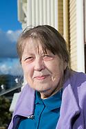 Liisa Penner, f&ouml;dd i Finland och emigrerade som litet barn till USA. Hon arbetar som arkivarie p&aring; Clatsop County Historical Society med specialkunskap p&aring; den finska invandringen till Astoria.  <br /> <br /> Foto: Christina Sj&ouml;gren