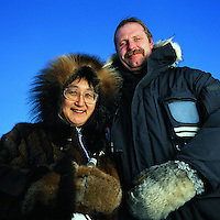 Royal Bank Cambridge Bay Nunavut, Nunavut photographer, location photographer