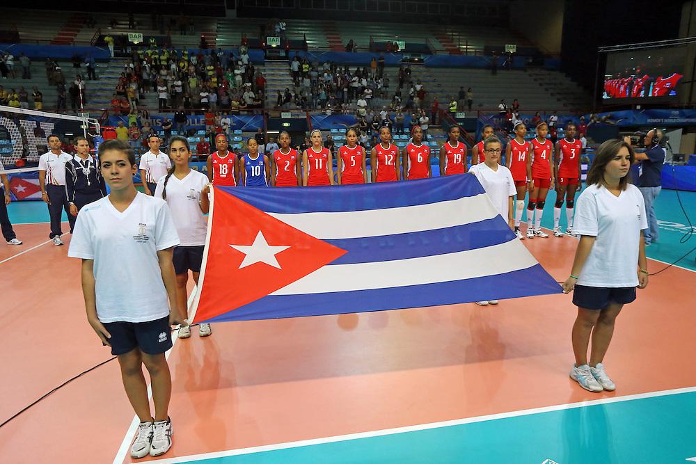 Cuba team