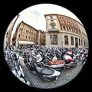 December 3~5, 2014  •  Rome, Italy  •  new images for 'aRound Rome'  •  corner of Via dei Sabini & Via di Santa Maria in Via