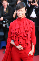 Li Yuchun at the 'Behind The Candelabra' gala screening at the Cannes Film Festival  Tuesday 21 May 2013