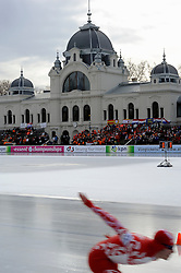 08-01-2012 SCHAATSEN: EC ALLROUND: BUDAPEST<br /> The amazing and spectacular City Park Ice Rink is the place where the ESSC 2012 will take<br /> ©2012-FotoHoogendoorn.nl