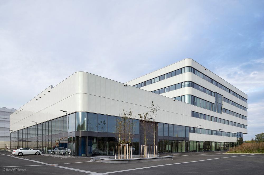 RWTH Aachen MVSA Architects