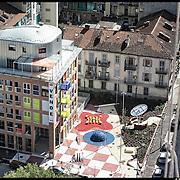 Ex pastificio italiano nel quartiere di Lingotto Nizza Millefonti