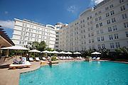 Park Hyatt Hotel. The pool.
