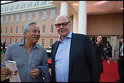 ANISH KAPOOR; NICHOLAS LOGSDAIL; SOPHIE WALKER, Masterpiece London 2014 Preview. The Royal Hospital, Chelsea. London. 25 June 2014.