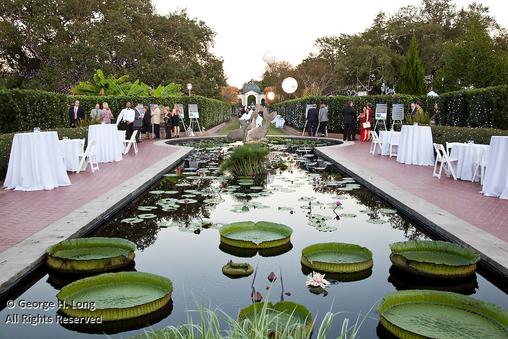 Magic in the Moonlight benefitting the New Orleans Botanical Garden Foundation in City Park