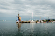 Constanz, Germany, the lake