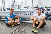 Aarhus Sailing World Championship - Gyapjas 470
