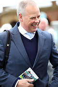 Racehorse Trainer Clive Cox at the York Dante Meeting at York Racecourse, York, United Kingdom on 16 May 2018. Picture by Mick Atkins.