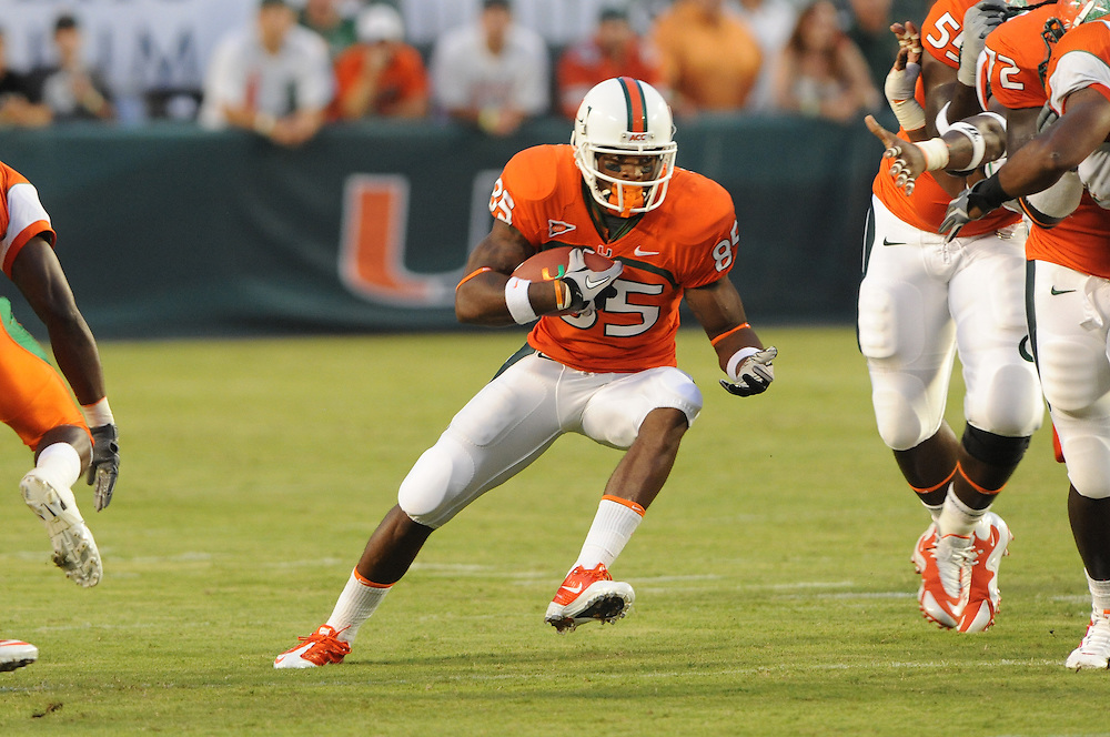 2010 Miami Hurricanes Football vs Florida A&M