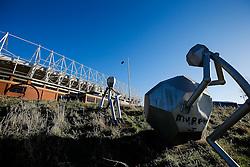 General View outside the stadium - Photo mandatory by-line: Rogan Thomson/JMP - 07966 386802 - 04/01/2015 - SPORT - FOOTBALL - Sunderland, England - Stadium of Light - Sunderland v Leeds United - FA Cup Third Round Proper.