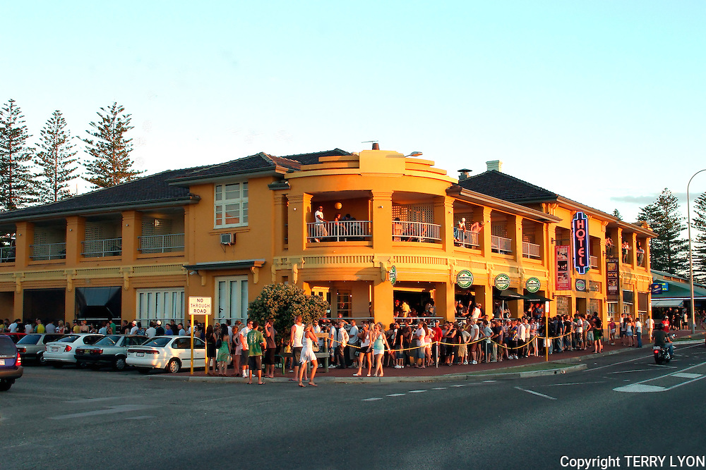 Cottesloe Beach Hotel Restaurant
