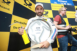 June 17, 2017 - Budapest, Hungary - Motorsports: DTM race Budapest, Saison 2017 - 3. Event Hungaroring, HU, # 16 Timo Glock (GER, BMW Team RMR, BMW M4 DTM) (Credit Image: © Hoch Zwei via ZUMA Wire)
