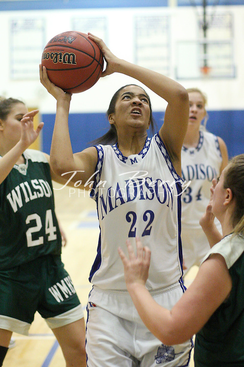 MCHS JV Girls Basketball .vs Wilson Memorial .12/29/2008
