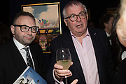 JONATHAN SHALIT; CHRISTOPHER BIGGINS, Bonhams host a private view for their  forthcoming auction: Jackie Collins- A Life in Chapters' Bonhams, New Bond St.  3 May 2017.