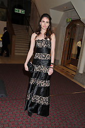 MEREDITH DUNN at the Women for Women International UK Gala held at the Guildhall, City of London on 3rd May 2012.