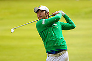 Korean golf professional Soomin Lee at the BMW PGA Championship at the Wentworth Club, Virginia Water, United Kingdom on 27 May 2016. Photo by Simon Davies.