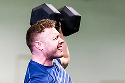 Luke Baldwin of Worcester Warriors during training ahead of the European Challenge Cup Pool Fixture against State Francais - Mandatory by-line: Robbie Stephenson/JMP - 15/01/2019 - RUGBY - Sixways Stadium - Worcester, England - Worcester Warriors Training