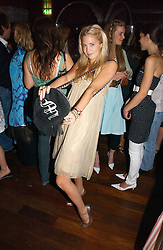 MARISSA MONTGOMERY at a party hosted by Allegra Hicks and Melissa Del Bono to celebrate the opening of Volstead, Swallow Street, London W1 on 4th May 2006.<br /><br />NON EXCLUSIVE - WORLD RIGHTS