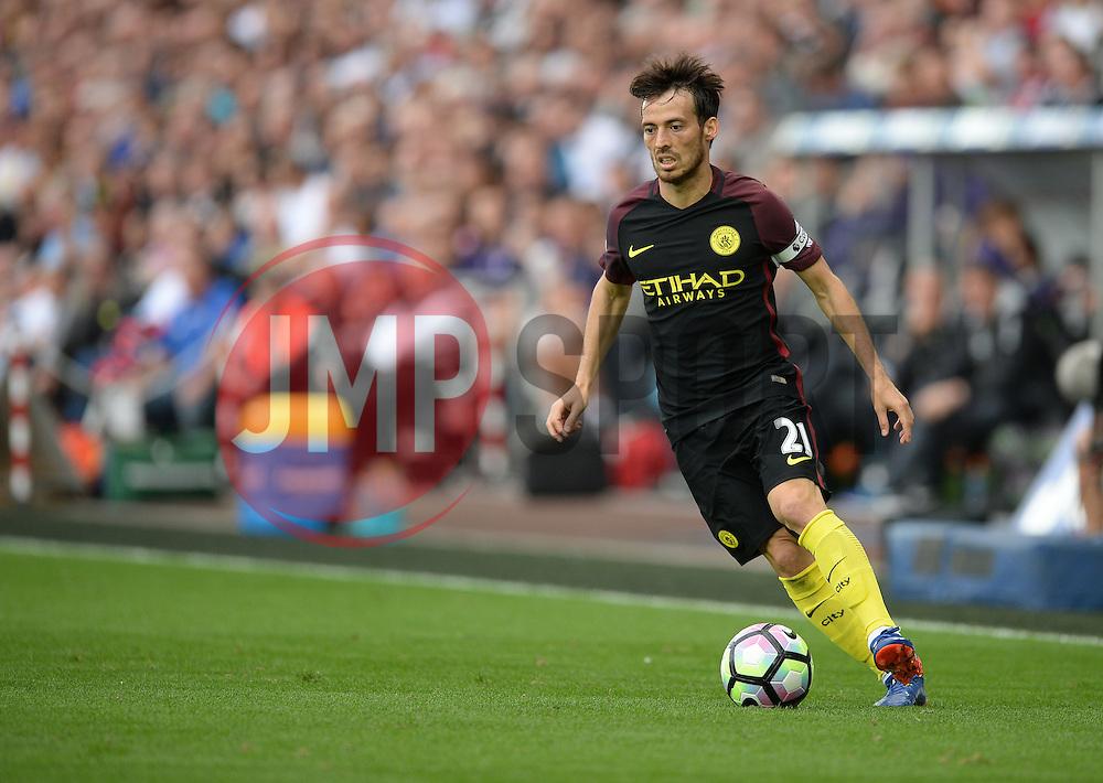 David Silva of Manchester City - Mandatory by-line: Alex James/JMP - 24/09/2016 - FOOTBALL - Liberty Stadium - Swansea, England - Swansea City v Manchester City - Premier League