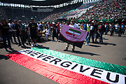 October 27-29, 2017: Mexican Grand Prix. Sergio Perez fans