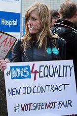6 Apr 2016 - Junior Doctors stage 48 hour National strike in contract dispute with The Government.