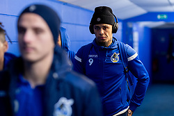 Jonson Clarke-Harris of Bristol Rovers arrives at St Andrews Stadium prior to kick off - Mandatory by-line: Ryan Hiscott/JMP - 14/01/2020 - FOOTBALL - St Andrews Stadium - Coventry, England - Coventry City v Bristol Rovers - Emirates FA Cup third round replay