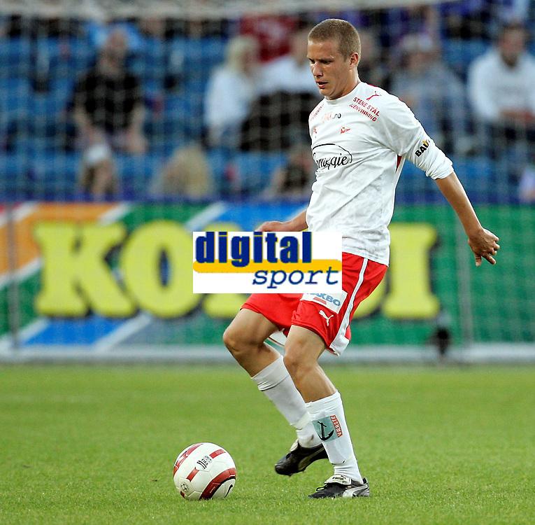 Fotball , 10. september 2006, Tippeligaen Eliteserien , Vålerenga VIF - Fredrikstad FFK , Patrik Gerrbrand - FFK Foto: Kasper Wikestad