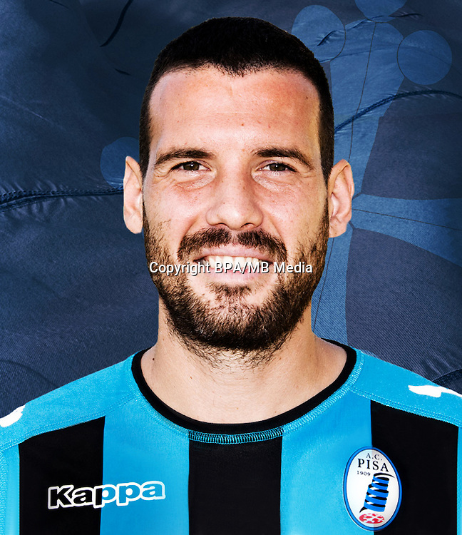 Italian League Serie B -2016-2017 / <br /> ( A.C. Pisa 1909 ) - <br /> Andrea Lazzari