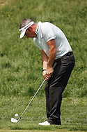 Paul McGinley takes his second chip on to the 18th green in the Open de Espana in Madrid...Photo NEWSFILE/Eoin Clarke.(Photo credit should read Eoin Clarke/NEWSFILE)....This Picture has been sent you under the condtions enclosed by:.Newsfile Ltd..The Studio,.Millmount Abbey,.Drogheda,.Co Meath..Ireland..Tel: +353(0)41-9871240.Fax: +353(0)41-9871260.GSM: +353(0)86-2500958.email: pictures@newsfile.ie.www.newsfile.ie.FTP: 193.120.102.198..