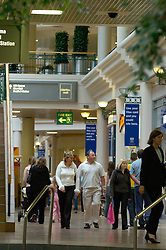 Interior of Metro Centre Gateshead Tyneside uK