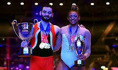 Gymnastics British Championships 2019 - Day Three - 16 March 2019