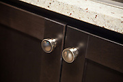 Stainless Steel Satin Nickel Finish Round Cabinet Knobs